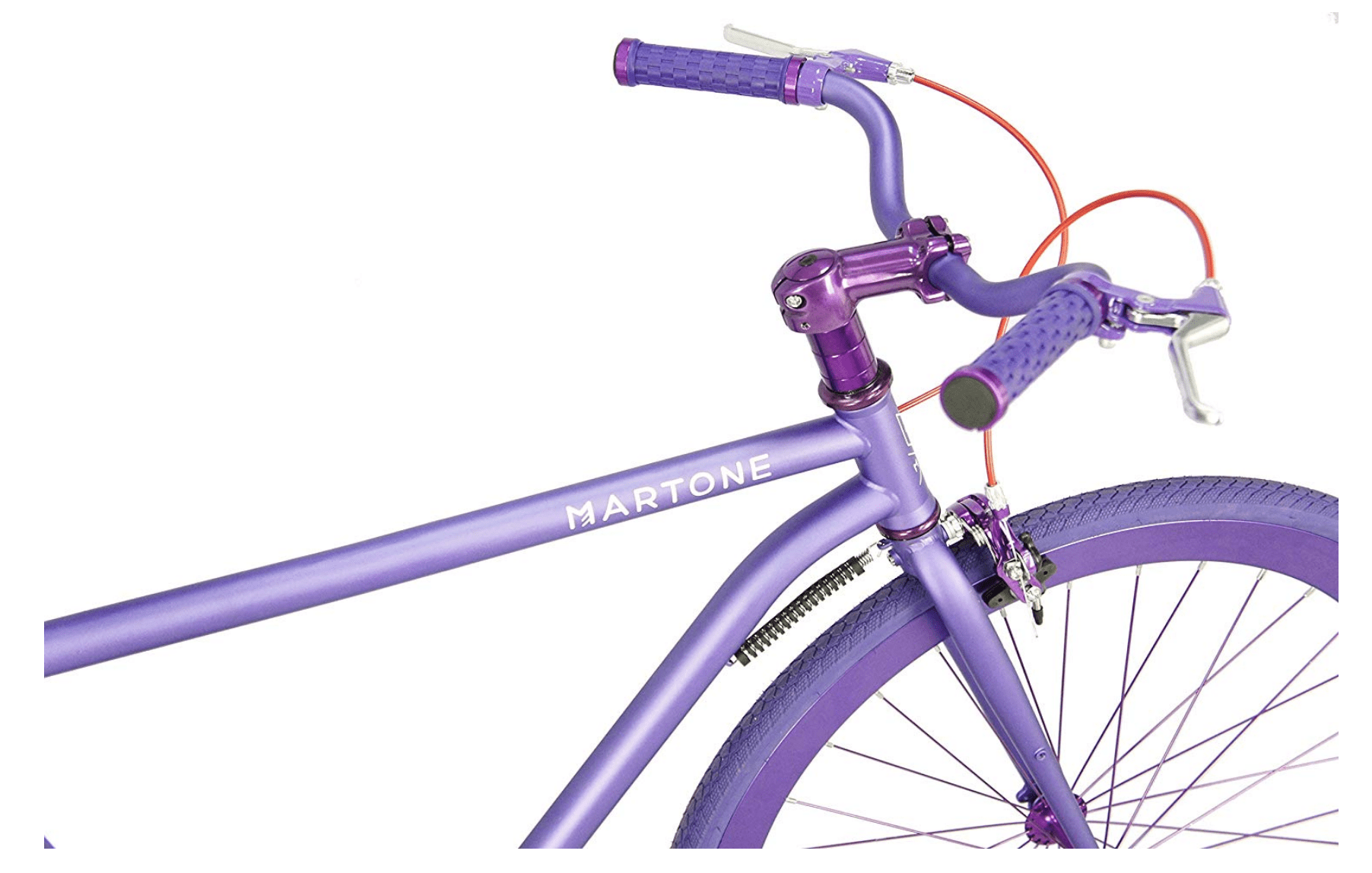 La Jolla Diamond Bicycle - PURPLE MATTE