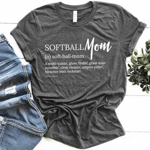 Softball Moms