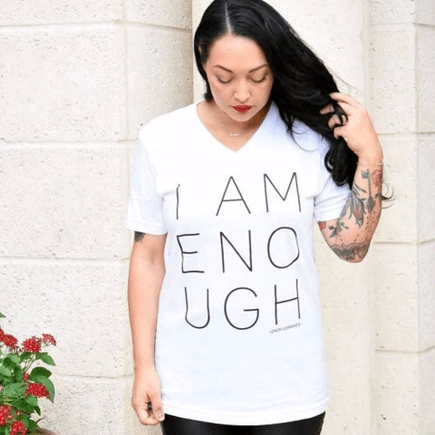 I am Enough Tee (Crew Neck)