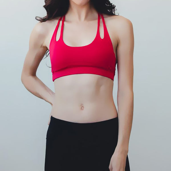 Brassière Fitness Athletic Push Up