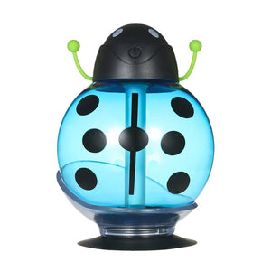 Humidificateur d'air led coccinelle Mini usb 5v