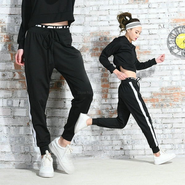Pantalon yoga large Sport - Tendance 2018 2 couleurs