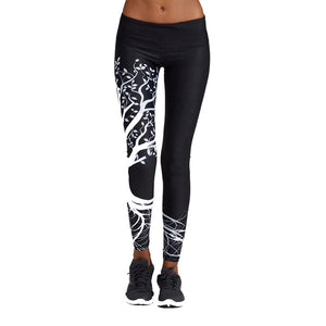 Leggings Push Hi - Arbre de vie - 2 couleurs