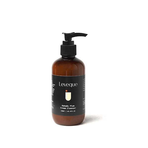 Kakadu Plum Cream Cleanser (250ml) - Leveque Organics