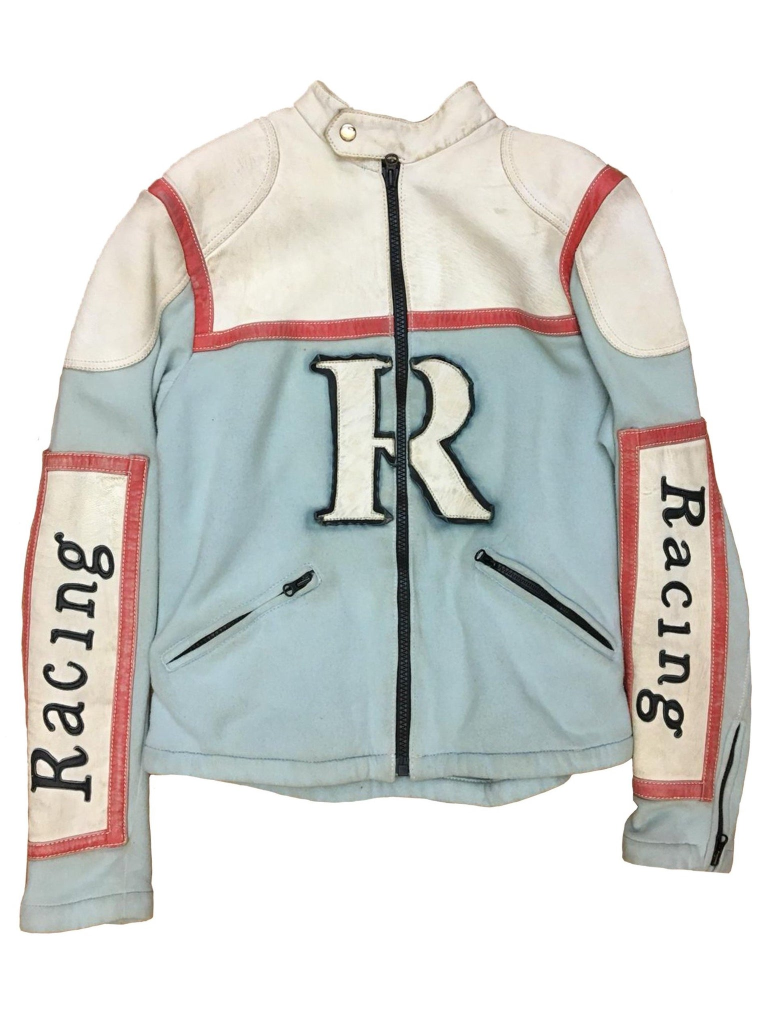 Blue Racer Jacket