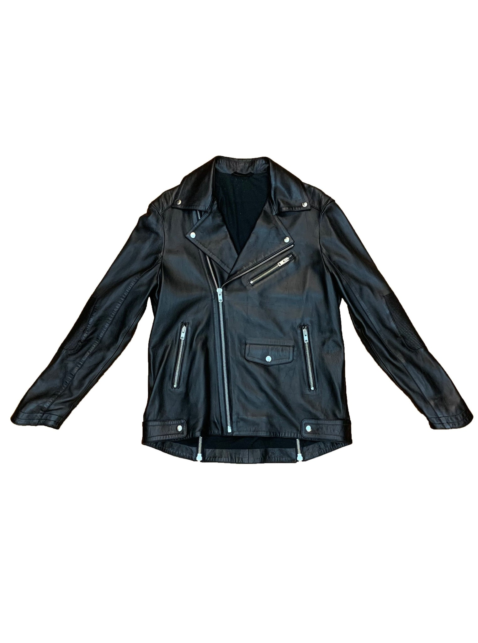 French Leather Biker