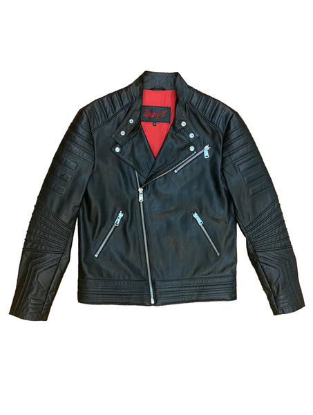 Levo Leather Moto Jacket