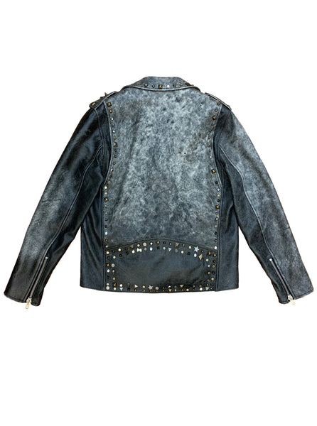 Studded Leather Biker