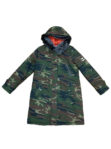 LFA Repeat Parka With Fur Hood