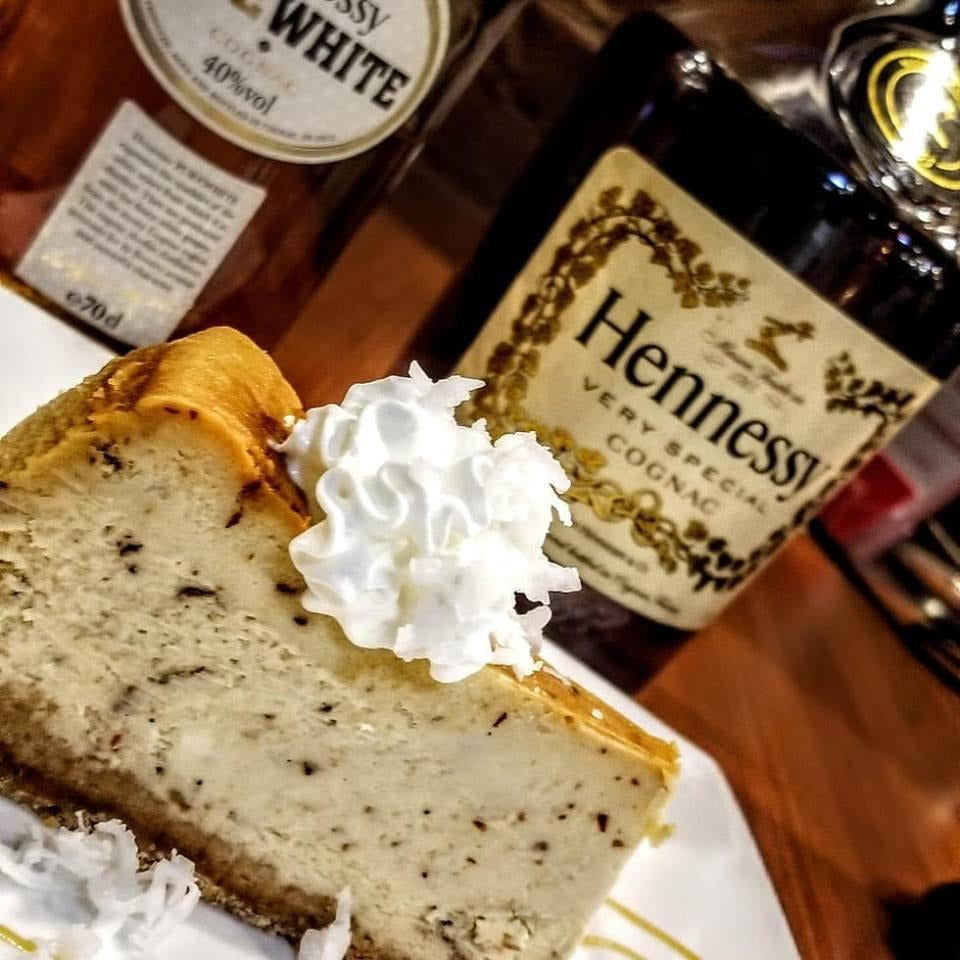 Hennessy Cheesecake