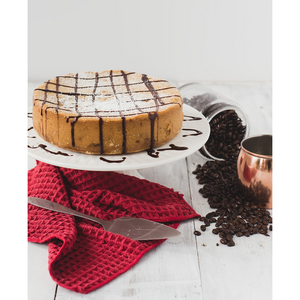 Jamaican Blue Mountain Coffee Cheesecake
