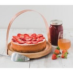 Strawberry Hill Cheesecake