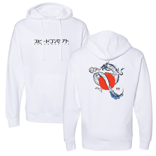 Seriyuu Azure Dragon of the East Sweater