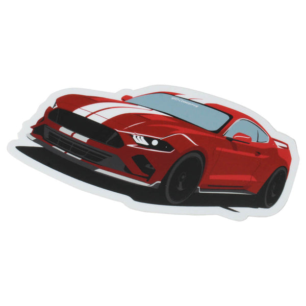 Mustang GT500 Sticker - SPDConcepts