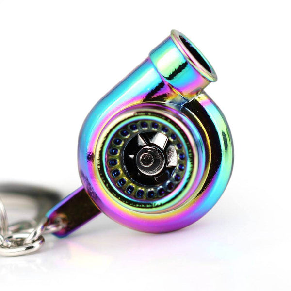 Turbo Keychain NeoChrome