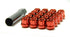 SPD Open end Lug nuts - Red