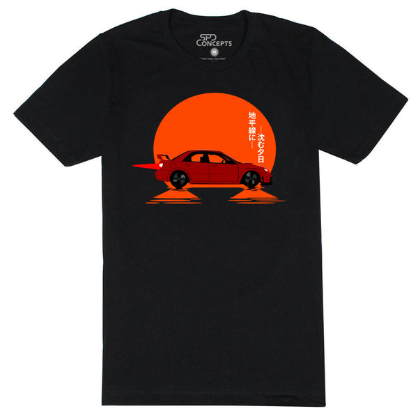 WRX Sunset Ride Tee