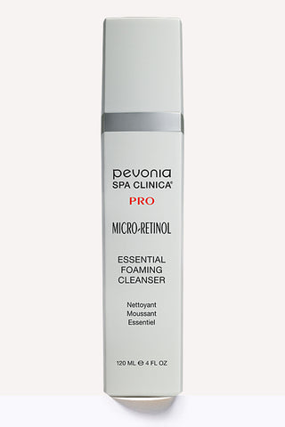 Pevonia SPA CLINICA PRO Micro-Retinol® Essential Foaming Cleanser