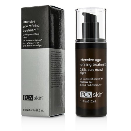 PCA Skin Intensive Age Refining Treatment 0.5% Pure Retinol Night 1oz BRAND NEW