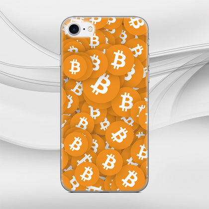 "Bitcoin ""Too Many"" iPhone Case"