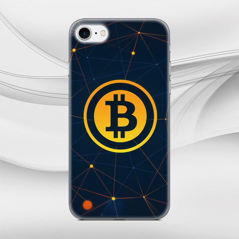 "Bitcoin ""Universe"" Galaxy Phone Case"