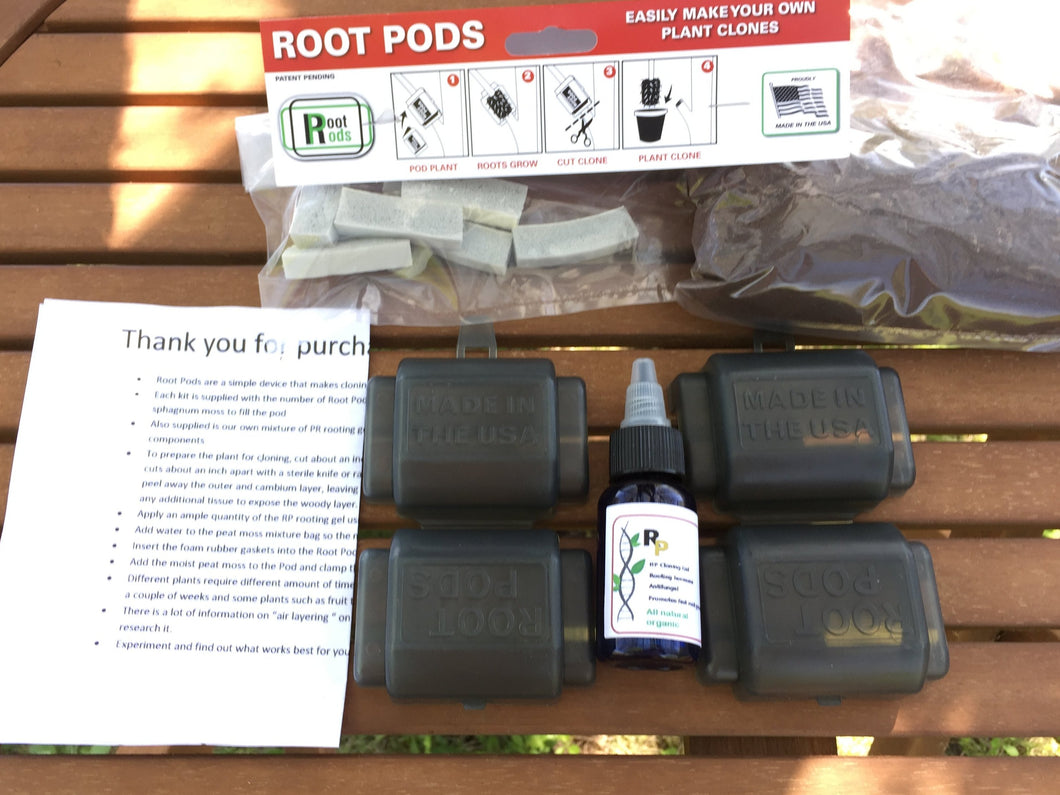 Root Pods Starter Kit