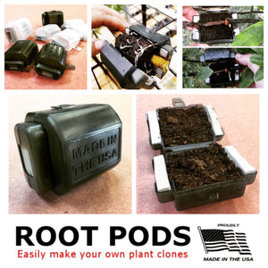 250 Root Pods Kit and Foam
