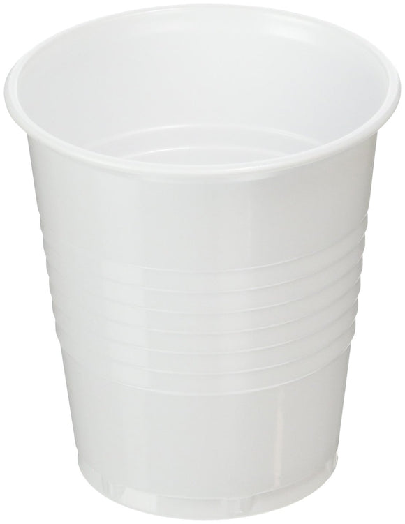 Plastic 7oz Vending Cups White (STR206)