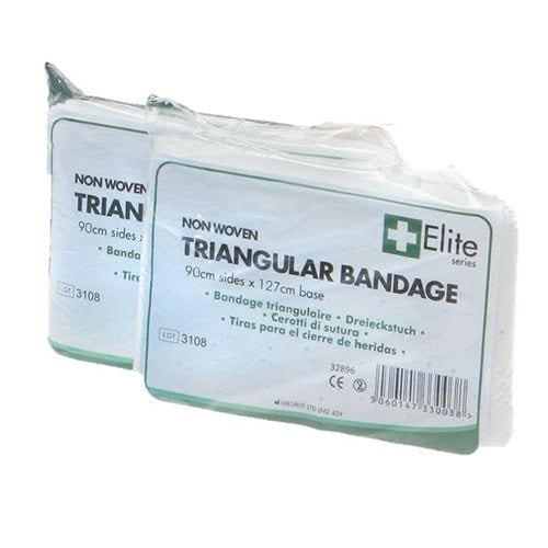 Triangular Bandages – Multipack 10