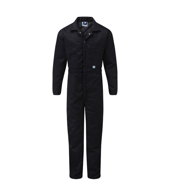 BLUE CASTLE Padded Boilersuit Navy