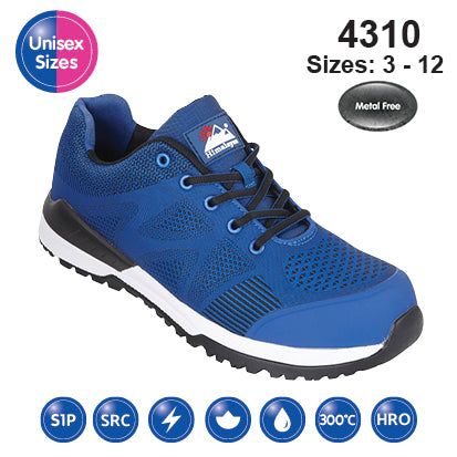 Bounce Non Metalic Trainer (431)