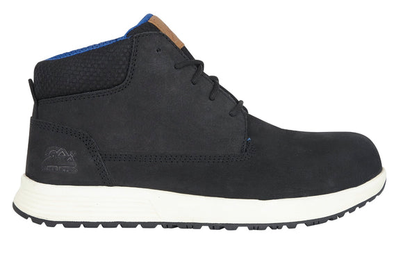 Urban Sneaker Style Safety Boot Black (4413)