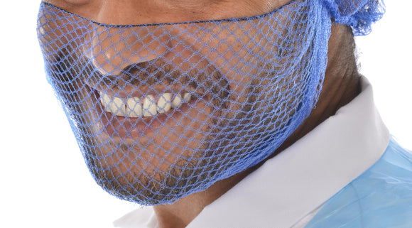 Metal Detectable 5mm Beard Snood (2876)