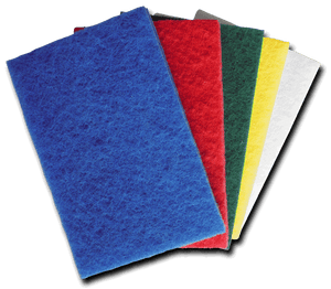 Standard Grade Scouring Pad Pack Of 10 (826)