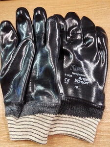 Edmont Neox gloves- size 10 only