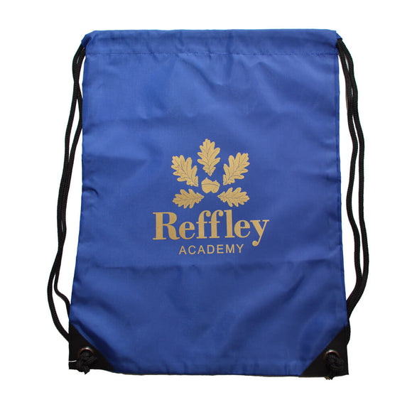 PE Bag with Reffley print
