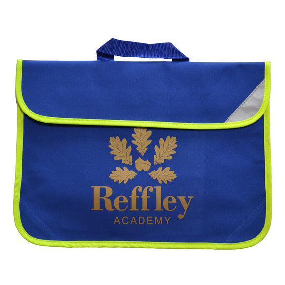Book Bag with Reffley print