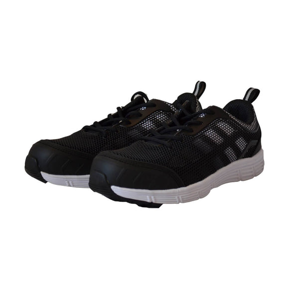 Trainer Shoe Black (Motor Vehicle)