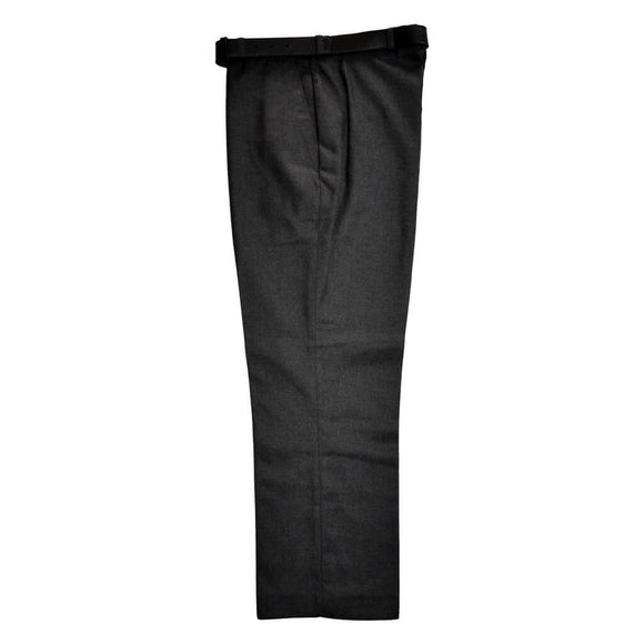 Grey Boys Sturdy Fit Trousers (KES)
