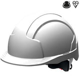 EVOLite® Wheel Ratchet Vented Safety Helmet