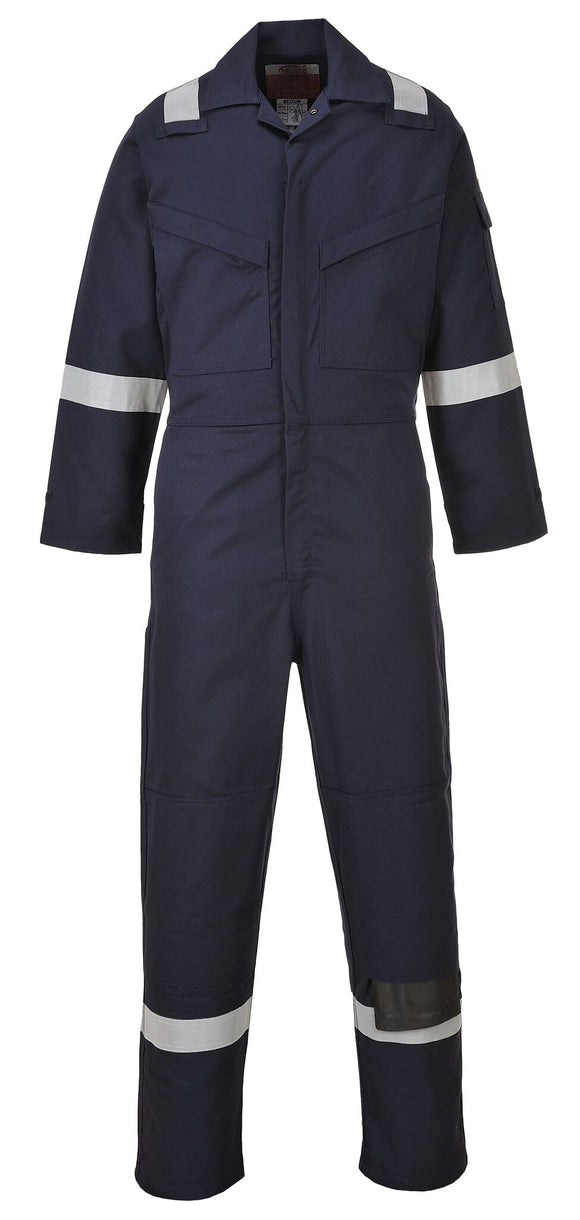 Flame Resistant Anti-Static Coverall (FR50)