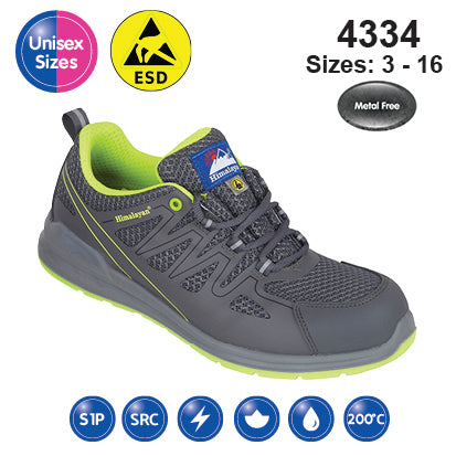 Electro ESD Mesh Safety Trainer (4334)