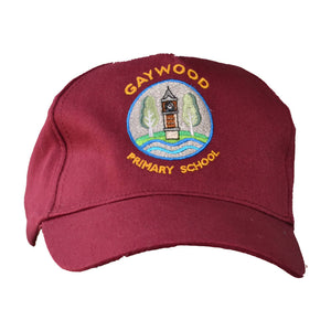 Maroon legionnaire Hat with Gaywood embroidery