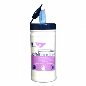 Safehands Disinfectant Hand Wipes