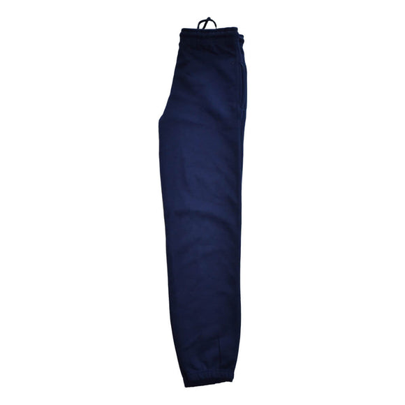 Navy Jog Bottoms (South Wootton Junior)