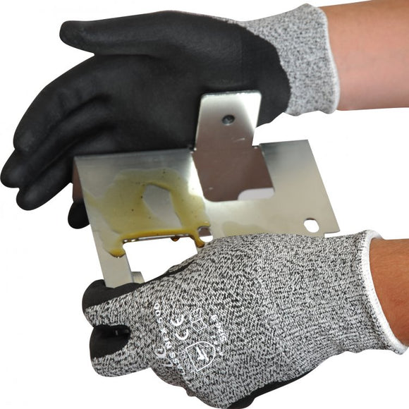 Kutlass® NFX-500- Nitrile Foam Palm Coated Glove