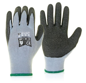 Latex Palm Coated Gloves- Case 100