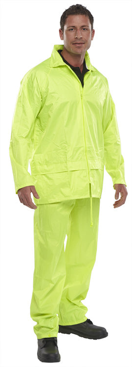 Nylon B-Dri Suit Saturn Yellow (NBDS)