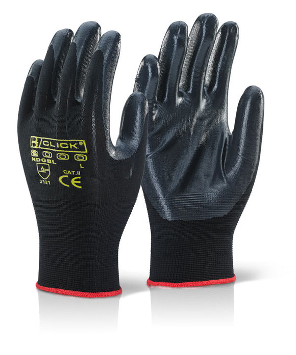 Nite Star Glove Black