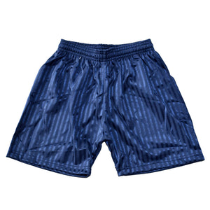 Navy Plain Shadow Shorts ( Emneth)